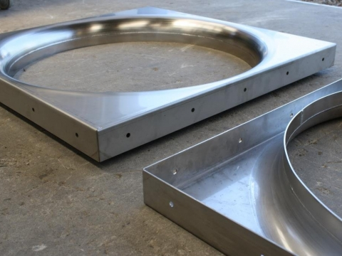 Internal Flanging / Knuckling