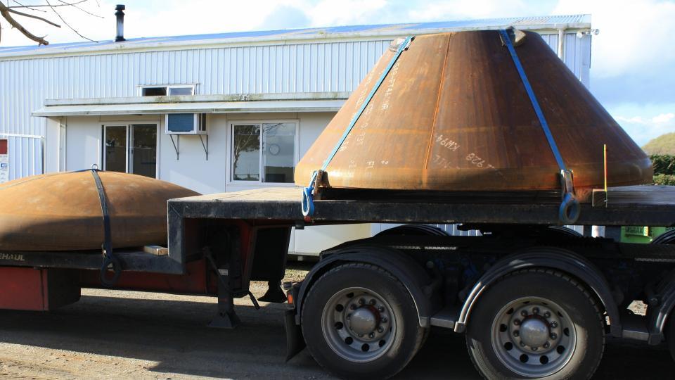 Global Stainless Industrial Teat Sprayer Tank