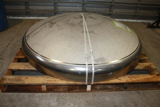 Stainless Steel Packaged Dome